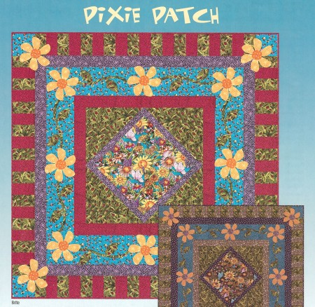 Pixie Patch Quilt by Heidi Pridemore